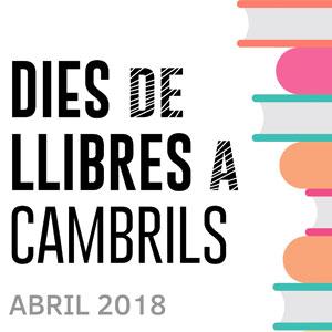 Dies de Llibres a Cambrils, 2019