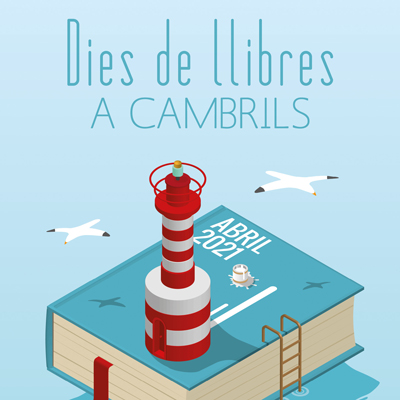 Dies de Llibres de Cambrils, Sant Jordi, 2021
