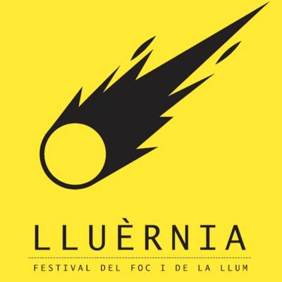 Lluèrnia, el Festival del Foc i la Llum, 2020