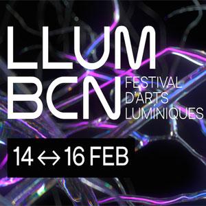 Llum Bcn. Festival d'Arts Lumíniques - Barcelona 2020
