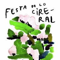 Fragment del cartell de la Festa de Lo Cireral