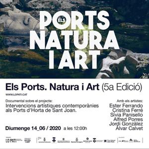 Els Ports. Natura i Art en streaming, 5a edició, Lo Pati, 2020