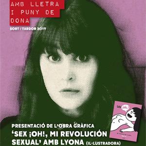 Presentació del llibre 'Sex ¡Oh!' de Lyona a Sort