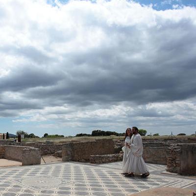 Visita romana - MAC Empúries