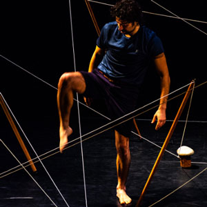 Espectacle 'La mesura del detall' de Magí Serra