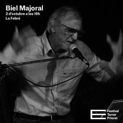 Festival Terrer Priorat, Biel Majoral, 2020