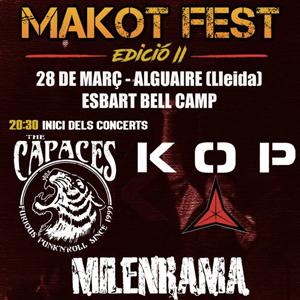 Makot Fest, Alguaire, 2020