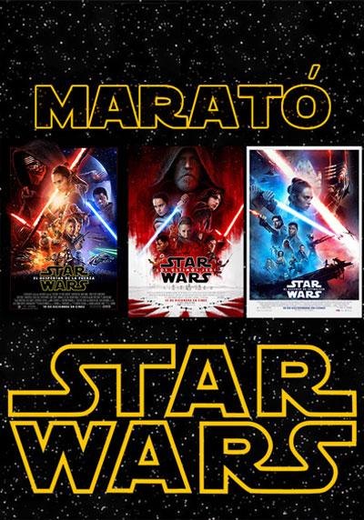 Marató Star Wars. Episodis VII, VIII i IX