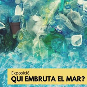 Exposició 'Qui embruta el mar?'