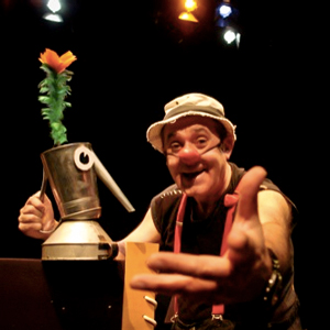 Marcel Gros, Clown, Espectacle 'Minuts'