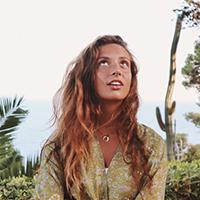 Una foto de la cantant Maren