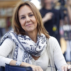 Maria Dueñas, escriptora