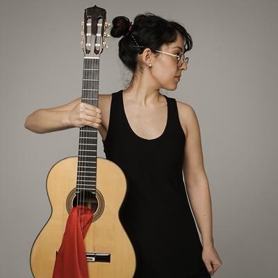 Maria Ribera Gibal, Guitarra