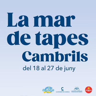 Ruta 'La Mar de Tapes' de Cambrils, 2021