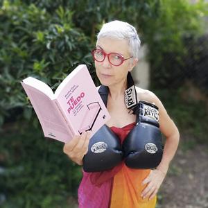 Martha Zein, llibre 'Te puedo. La fantasía del poder en la cama' (ed.Catarata)