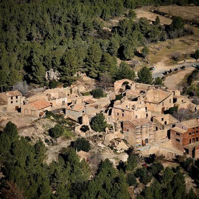 Masia de Castelló, VAndellòs i l'Hospitalet de l'Infant