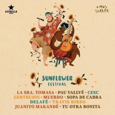 Sunflower Festival, Mas Sorrer, Gualta, 2021