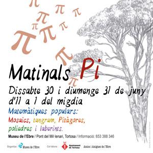 Matinals Pi - Museu de l'Ebre 2020