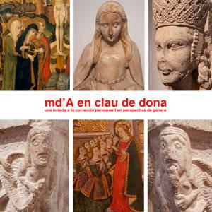 Visita guiada 'md'A en clau de dona' - Girona 2019