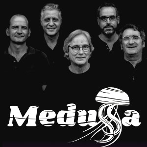 Medussa, Grup, Banda, Concert