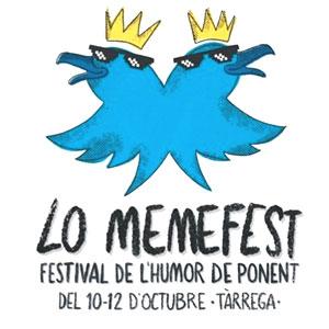 Lo Memefest, Festival de l'Humor de Tàrrega, 2019