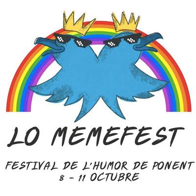 Lo Memefest, Festival de l'Humor de Tàrrega, 2020