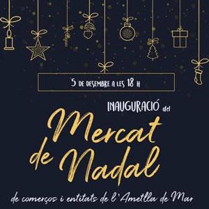 Mercat de Nadal - L'Ametlla de Mar 2019