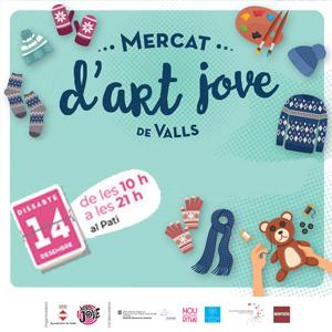 18a edició del Mercat d'Art Jove de Valls, 2019