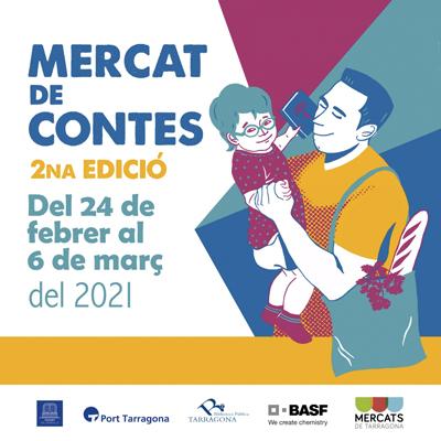 Mercat de Contes de Tarragona, 2021