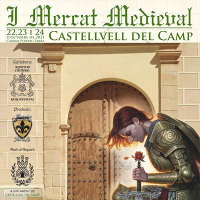 Mercat Medieval a Castellvell del Camp