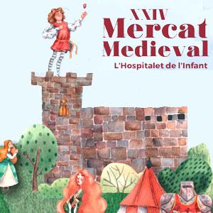 Mercat Medieval de L'Hospitalet de l'Infant, 2019