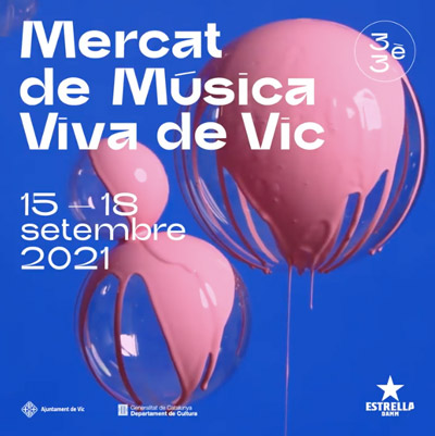 Mercat de Música Viva de vic, 2021