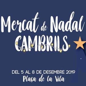 Mercat de Nadal de Cambrils, 2019