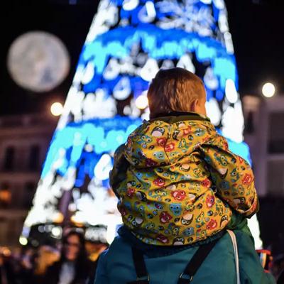 Mercat de Nadal a Reus, 2020