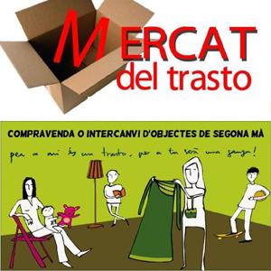 Mercat del Trasto, Els Pallaresos, 2019