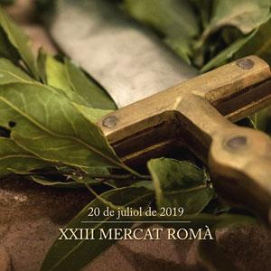 XXIII Mercat Romà de Iesso, Guissona, 2019