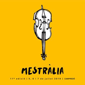 Mestràlia. Fira de luthiers & constructors artesans - Campredó 2019