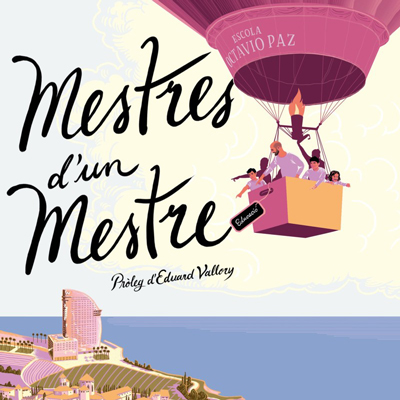 Llibre'Mestres d'un mestre', de Xavier López Ortín