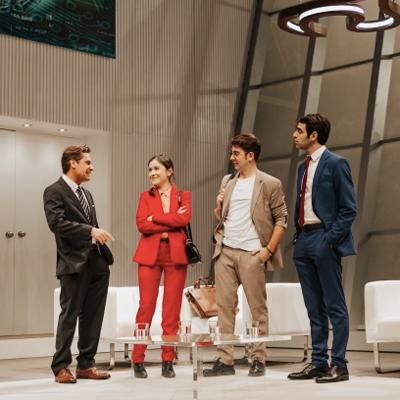 Teatre 'El mètode Grönholm' de Jordi Galceran