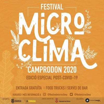 Festival Microclima, Camprodon, 2020