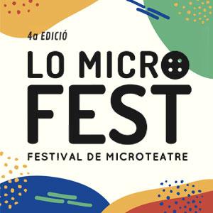 Festival Lo Microfest, microteatre, lleida, setembre, 2019