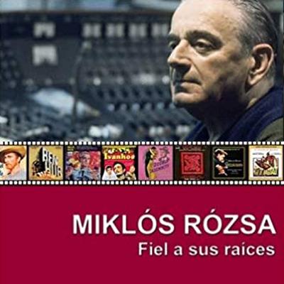 Llibre 'Miklós Rózsa, fiel a sus raíces', de Joan Bosch i Hugas