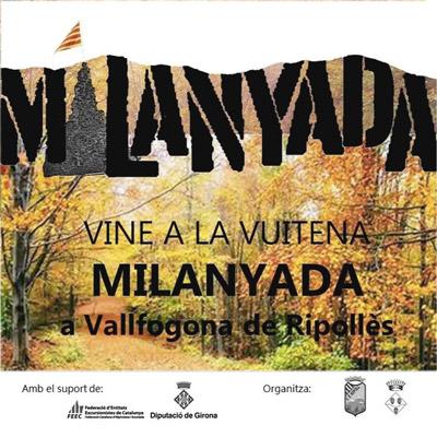 VIII Milanyada, caminada popular de Vallfogona de Ripollès