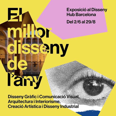 Exposició 'El millor disseny de l'any', Museu del Disseny, Barcelona, 2021