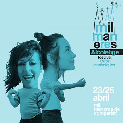 Mil Maneres Festival, Alcoletge, 2021