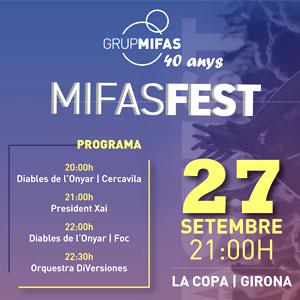 Festival MifasFest a Girona, 2019