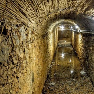Mina d'aigua - Torroella de Montgrí