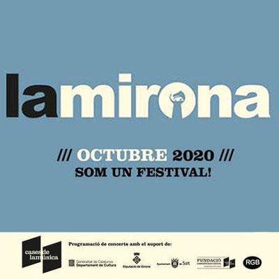 Octubre a la Mirona, Salt, 2020