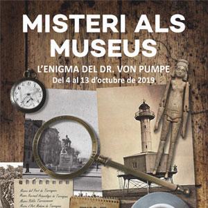 Misteri als Museus a Tarragona, 2019