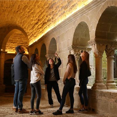 El misteri de Sant Benet